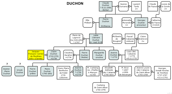 Duchon tree